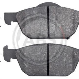 Фото Передние тормозные колодки (ABS)
